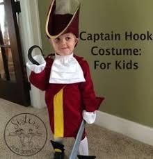 Captain Hook Toddler Halloween Costume Pin Emily Koyfman Halloween Halloween Costumes