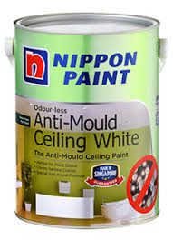 nippon paint odour less anti mould ceiling white nippon paint