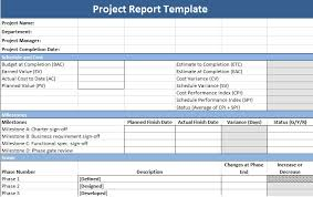 service review report template project report template printable jpg