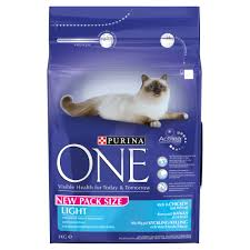 purina light and healthy purina one light chicken wheat cat food