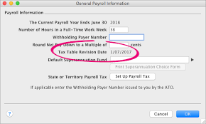 2017 payroll tax tables troubleshooting payg tax tables australia only support notes