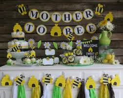 bee baby shower bee baby shower banner bumble bee baby shower decorations