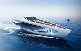 yacht design sea level designs cf8 luxury yacht concept
