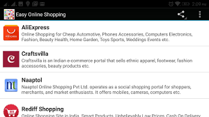 easy online shopping india android apps on google play