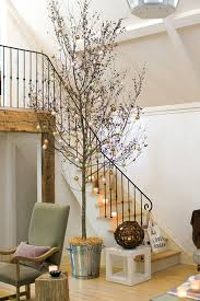 Tree Branch Candle Holder How To Decorate With Trees Twigs Logs And Branches Furnish