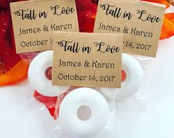 fall wedding favors fall wedding favor etsy