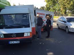 volkswagen minibus 2016 kaune eismą paralyžiavo troleibuso ir mikroautobuso avarija