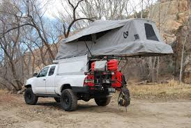 Chevy Silverado Truck Tents - habitat truck topper at overland