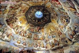 cupola santa fiore brunelleschi cupola di santa fiore siamo all interno foto firenze