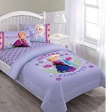 Frozen Queen Size Bedding Amazon Com Disney Frozen Celebrate Love 76 Inch By 86 Inch