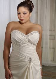 plus size wedding gowns for mature brides page 3 of 5