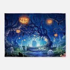 halloween rugs halloween area rugs indoor outdoor rugs