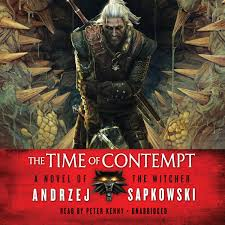 download the time of contempt audiobook by andrzej sapkowski for