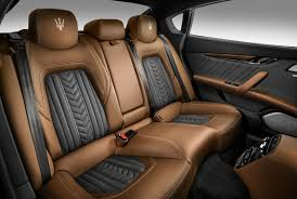 maserati granturismo coupe interior the new quattroporte
