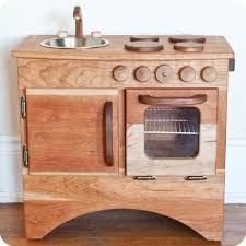 wood designs play kitchen best eco friendly affordable play kitchen sets