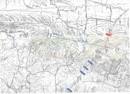 Topographical Map Of Virginia by Sharpsburg Campaign Troop Movement And Topo Maps