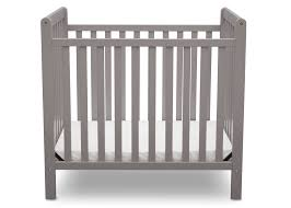 Annabelle Mini Crib White by Mini Baby Cribs Best Mini Baby Cribs Alternate View Gulliver