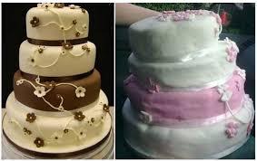 wedding cake fails wedding cake fail pictures amazingly bad wedding cake fails that