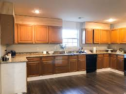 building kitchen cabinets kitchen makeover part 1 farmhouse touches and ceiling