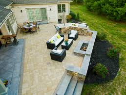 stone paver patio cost cost to pave patio home design ideas and pictures