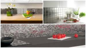 cr ence miroir cuisine best carrelage metro noir cuisine gallery design trends 2017