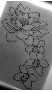 gallery lotus flower drawings for tattoos drawing art gallery