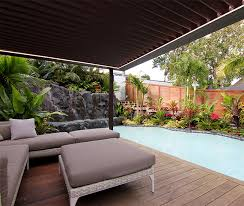 Outdoor Room Ideas Australia - cost of a high end deck and pergola zones