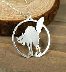 black cat pendant necklace images Black cat anarchy sabo tabby intricate cuts jpg