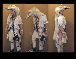 wolf headdress for sale by cherokeespirits on deviantart