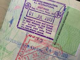 travel visas images No international travel visa some countries will send you packing jpg