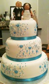 turquoise and white wedding cakes idea in 2017 bella wedding