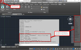 Seek Autocad What Happened To Blips And Screen Menu In Autocad 2012 And 2013