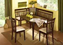 Dining Room Furniture For Small Spaces Home Design 79 Excellent Corner Dining Room Tables