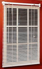 Plastic Blinds Amazon Com Magne 40 Inch Vinyl Mini Blind With 1 Inch Slats And