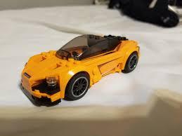 orange mclaren 720s lego mclaren 720s album on imgur