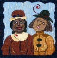 Rug Hooking Daily I Led A Challenge On Rug Hooking Daily Some Time Ago This Is My