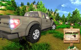 survival truck animal hunt jungle survival android apps on google play