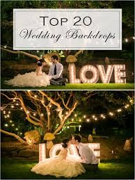 wedding backdrop sign 646 best wedding backdrops images on backdrop ideas