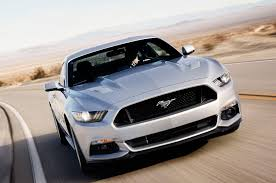 New Mustang Black Refreshing Or Revolting 2015 Ford Mustang Motor Trend Wot