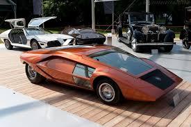the 1970 lancia stratos hf zero super car concept sia magazine