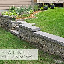 Small Garden Retaining Wall Ideas Retaining Walls
