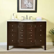 Single Bathroom Vanity Cabinets 48