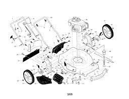 craftsman mower parts model 917376541 sears partsdirect