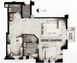 Rendering Floor Plans by Portfolio By Nicole Elsholz At Coroflot Com