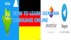 how to learn german language online learn german language easily