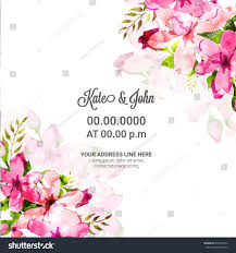 Official Invitation Card Save Date Wedding Invitation Card Design Stock Vector 674554642