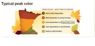 fall colors dazzle 2010 updraft minnesota public radio