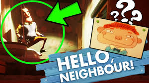 Home Design Story App Neighbors by Hidden Animation And Are We The Kid Hello Neighbor Theory