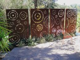 Screen Ideas For Backyard Privacy Privacy Screen Ideas For Backyard Gardening Design