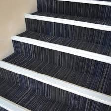 interior carpet runners for stairs with non slip stair treads